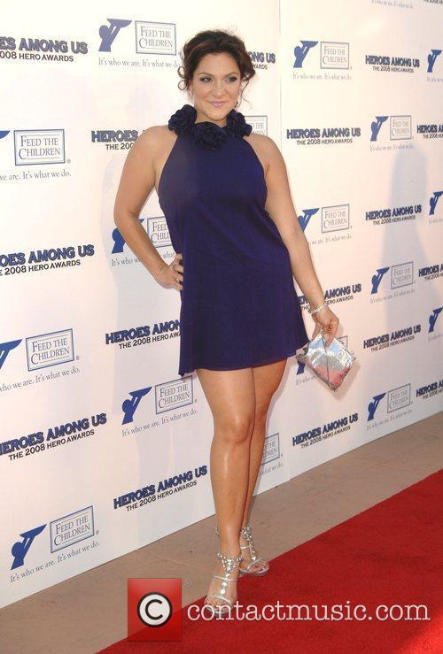 Shoshana Bean The 2008 HERO Awards held at...