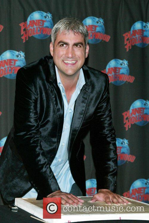 Taylor Hicks, American Idol, Planet Hollywood and Times Square 9