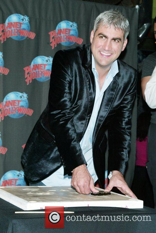 Taylor Hicks, American Idol, Planet Hollywood and Times Square 3