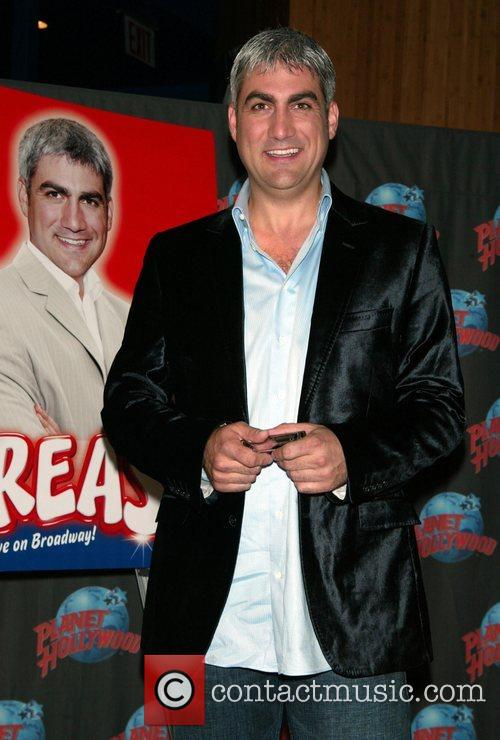 Taylor Hicks, American Idol, Planet Hollywood and Times Square 6