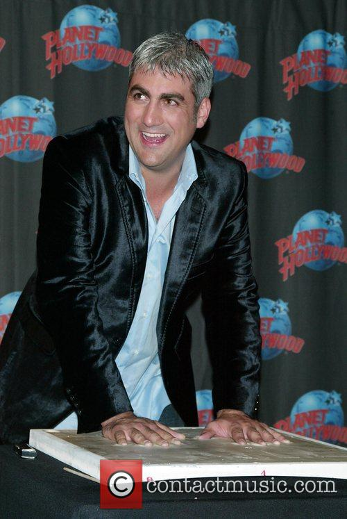 Taylor Hicks, American Idol, Planet Hollywood and Times Square 1