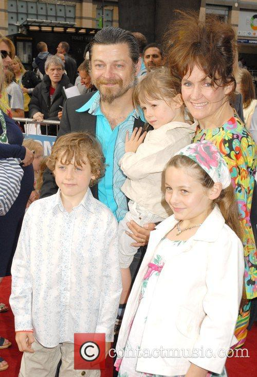 Andy Serkis,  Arrivals at the 'High School...