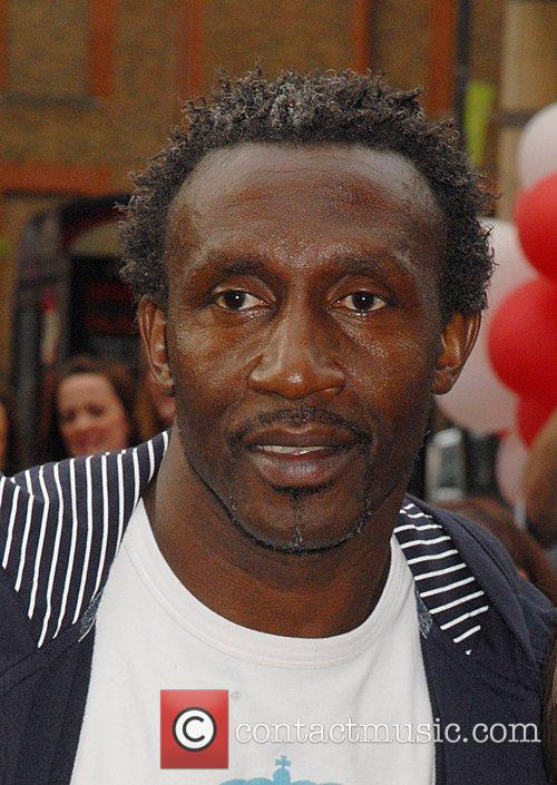 Linford Christie,  Arrivals at the 'High School...