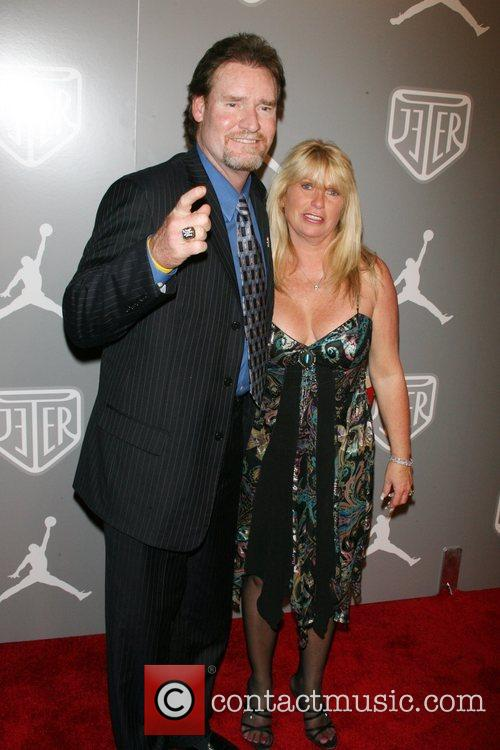 Wade Boggs and Debbie Boggs Celebrities and Athletes...