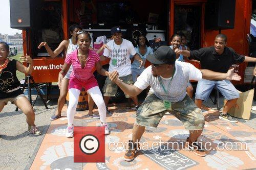 4th annual Brooklyn HipHop Festival held at Empire...