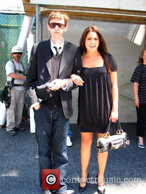 DJ Qualls and Nikki Reed Holly Hunter is...