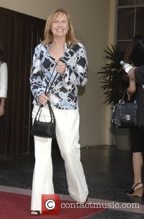 Amy Madigan Holly Hunter is honored with a...