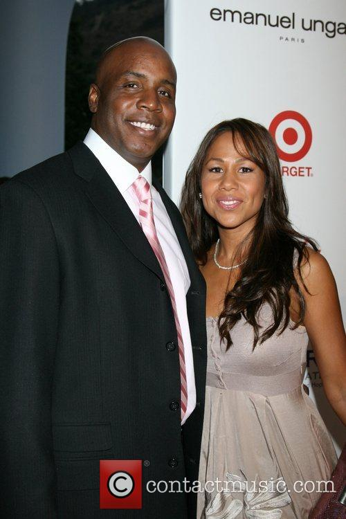 Barry Bonds with his wife HollyRod Foundation DesignCare...