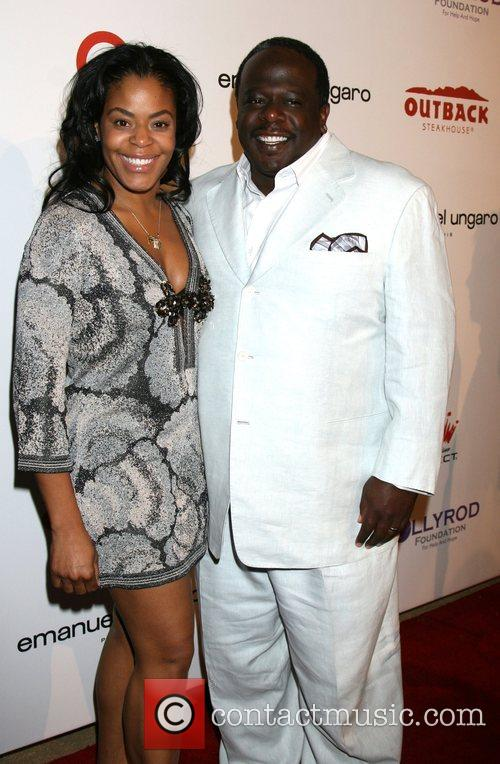 Cedric the Entertainer and wife HollyRod Foundation DesignCare...