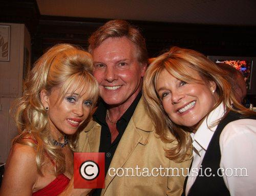 Sally Farmiloe, Jess Conrad and Jilly Johnson The...