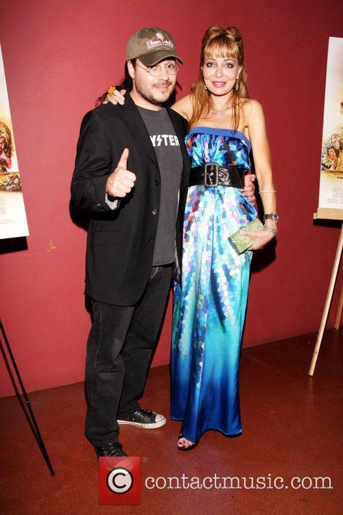 Adam Rifkin and Steven Spielberg 2