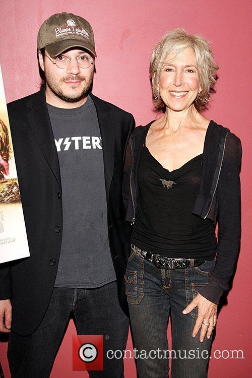 Adam Rifkin and Steven Spielberg 5