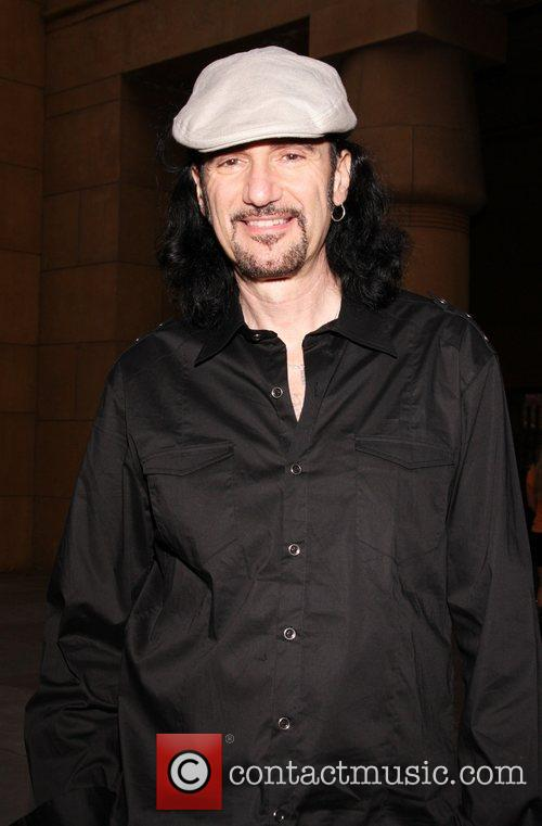 Bruce Kulick and Steven Spielberg 3