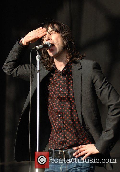 Bobby Gillespie and Primal Scream 1