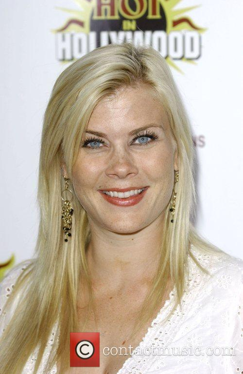 Alison Sweeney at the 3rd annual Hot In...