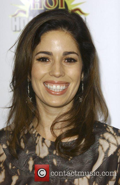 Ana Ortiz at the 3rd annual Hot In...