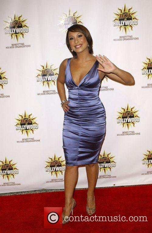 Cheryl Burke at the 3rd annual Hot In...