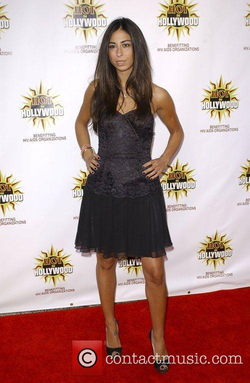 Courtenay Semel at the 3rd annual Hot In...