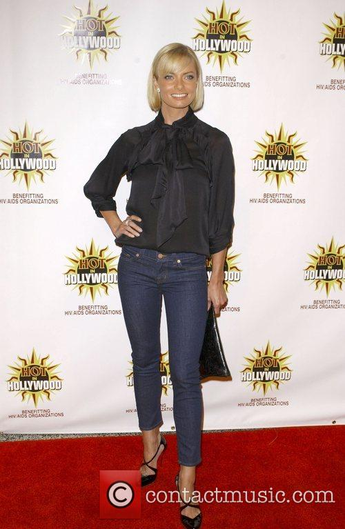 Jaime Pressley at the 3rd annual Hot In...