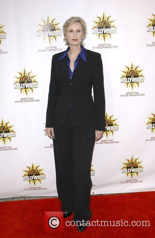 Jane Lynch at the 3rd annual Hot In...