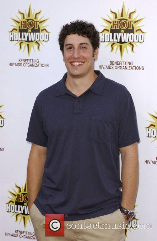 Jason Biggs at the 3rd annual Hot In...