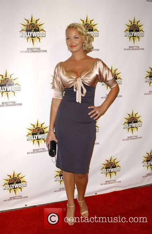 Katherine Heigl at the 3rd annual Hot In...