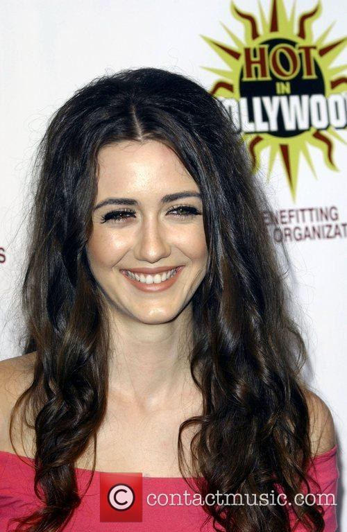 Madeline Zima at the 3rd annual Hot In...