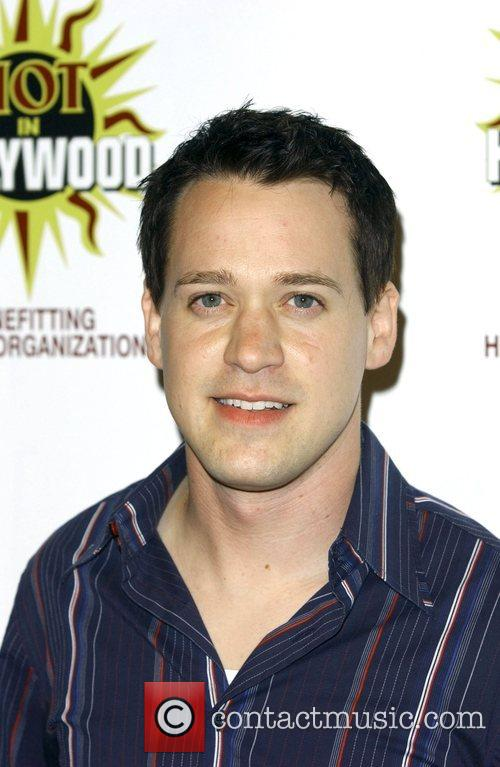 T.R. Knight at the 3rd annual Hot In...