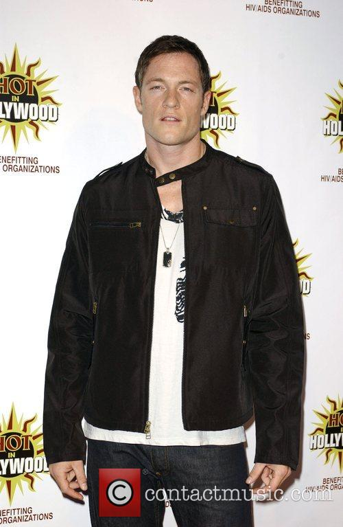 Tahmoh Penikett at the 3rd annual Hot In...