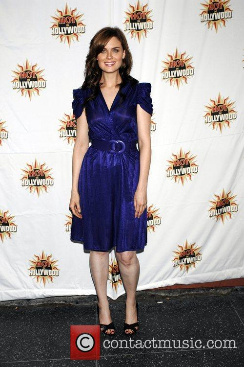 Emily Deschanel  Arrivals  The 3rd annual...