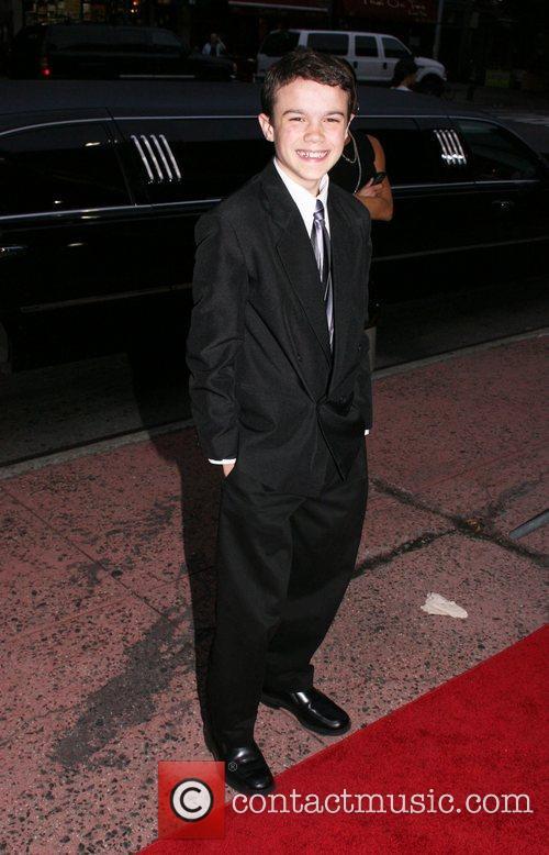 Cody Handord New York Premiere of 'Hounddog' at...
