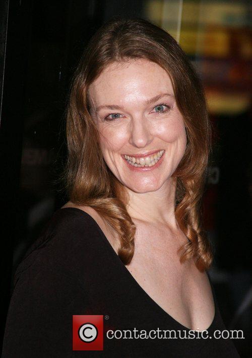 Director Deborah Kampmeier New York Premiere of 'Hounddog'...