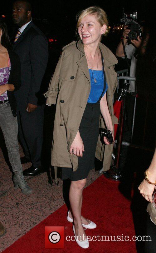 Kirsten Dunst New York Premiere of 'Hounddog' at...
