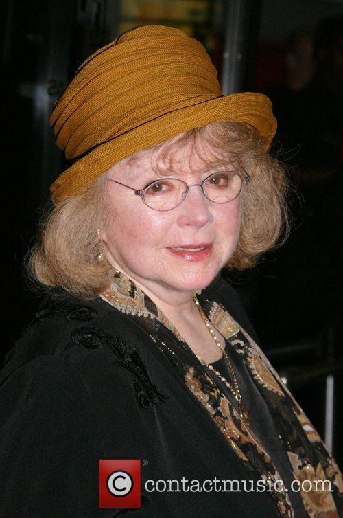 Piper Laurie New York Premiere of 'Hounddog' at...