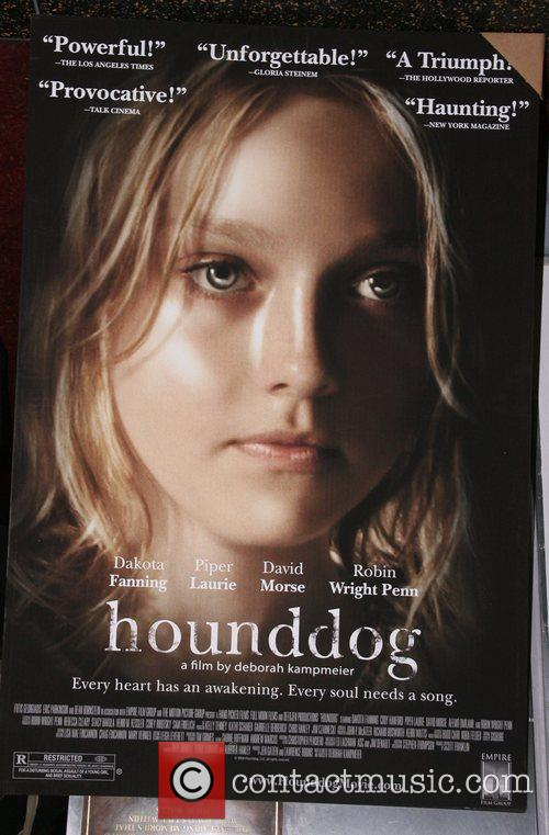 New York Premiere of 'Hounddog' at the Village...