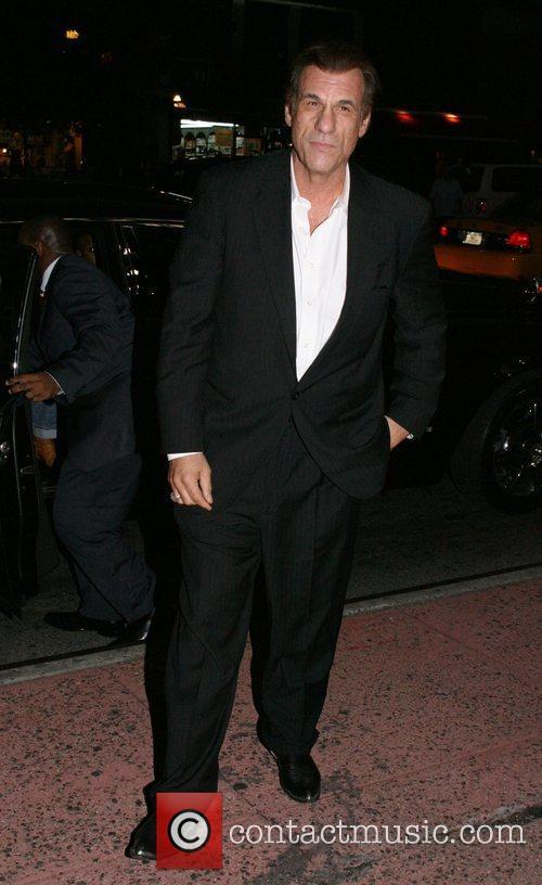 Robert Davi New York Premiere of 'Hounddog' at...