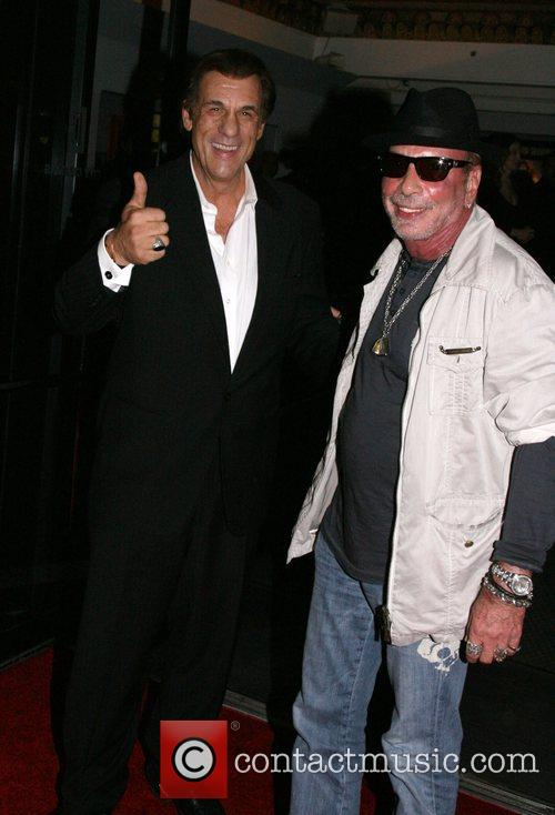 Robert Davi and Guest New York Premiere of...
