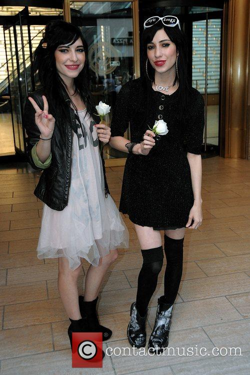 The Veronicas Screening of The Bunny House -...