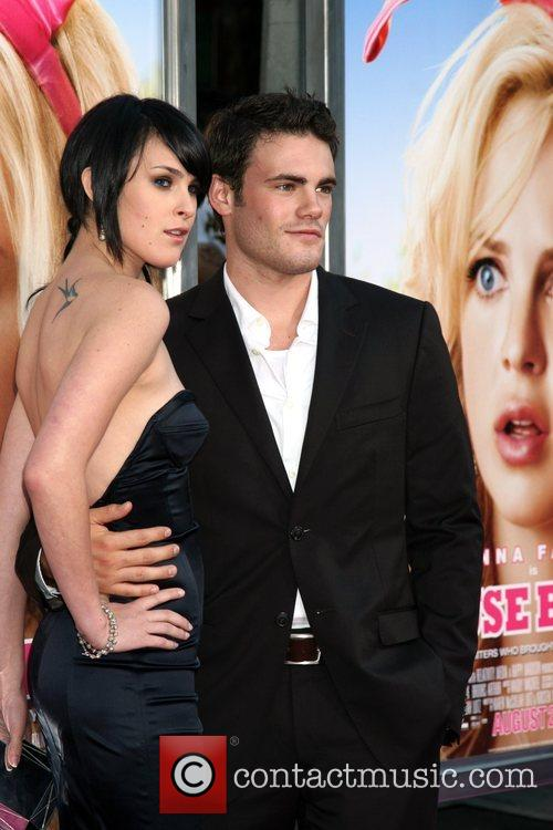 Rumer Willis and Guest  Premiere of 'The...