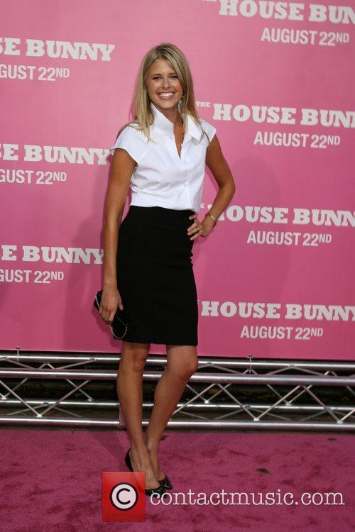 Sarah Wright Premiere of 'The House Bunny' at...