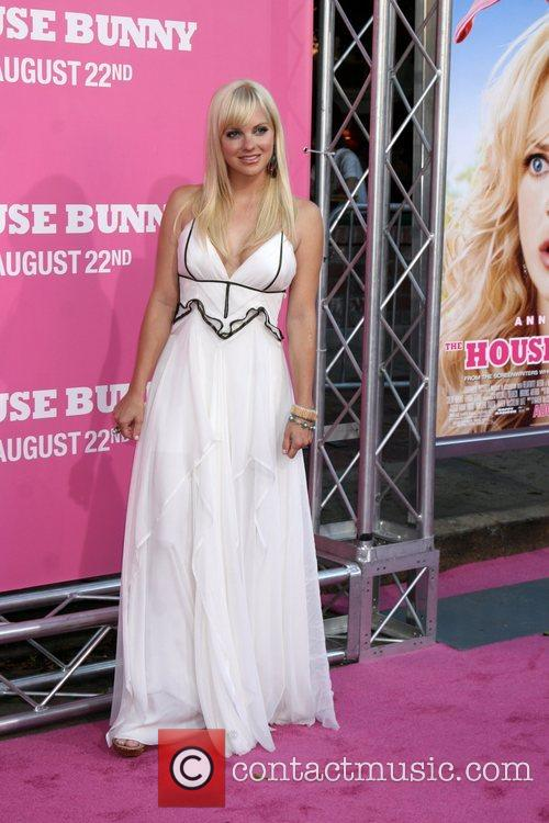 Anna Faris Premiere of 'The House Bunny' at...