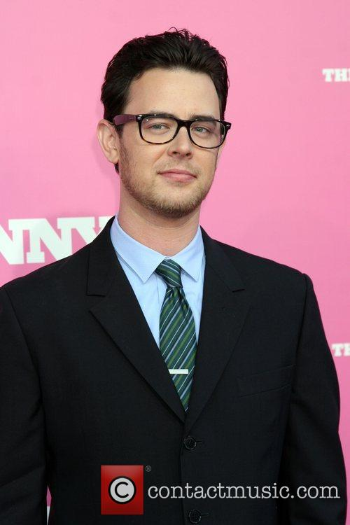 Colin Hanks Premiere of 'The House Bunny' at...
