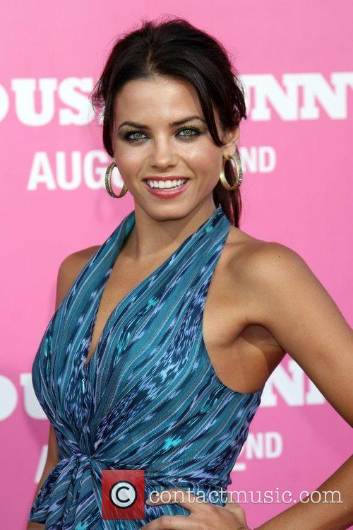 Jenna Dewan Premiere of 'The House Bunny' at...