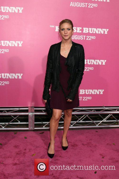 Brittany Snow Premiere of 'The House Bunny' at...