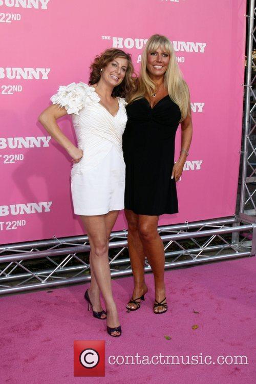 Karen McCullah Lutx and Kirsten Smith Premiere of...