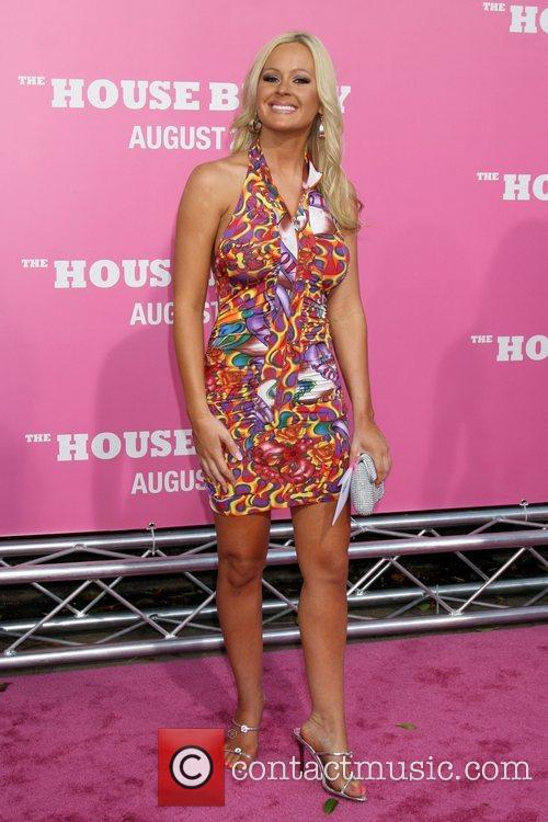 Katie Lohmann Premiere of 'The House Bunny' at...