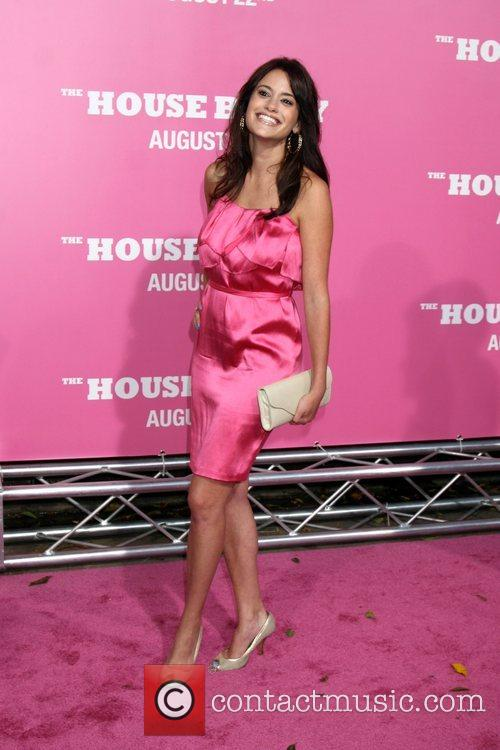 Rachel Specter Premiere of 'The House Bunny' at...