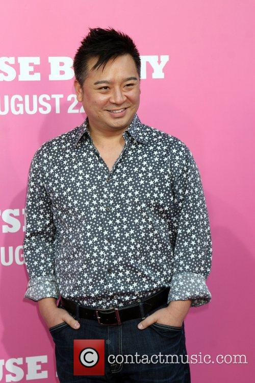 Rex Lee Premiere of 'The House Bunny' at...