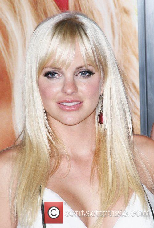 Anna Faris Premiere of 'House Bunny' at the...