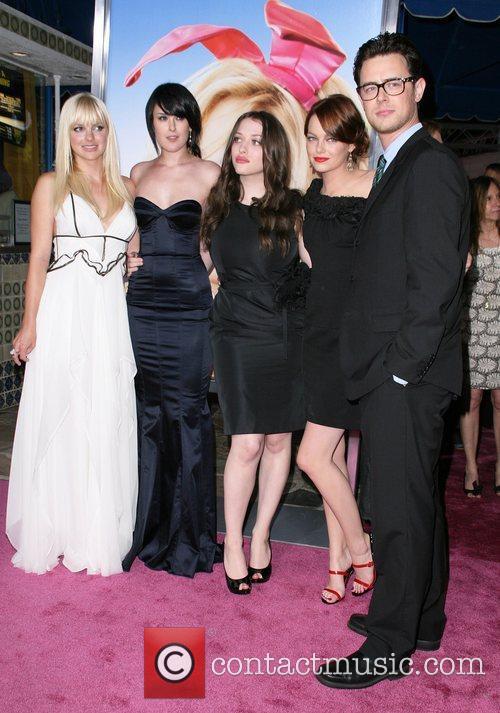 Anna Faris, Rumer Willis, Kat Dennings, Emma Stone...